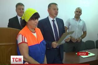 У Вінниці двірник викрила злодія і допомогла поліцейським його зловити