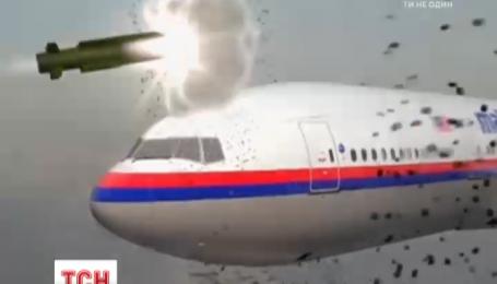 В Европейский суд подали иск против Украины из-за сбитого малазийского Боинга MH17