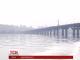 Кияни забили на сполох після відпадання гранітного каміння на конструкції моста Патона