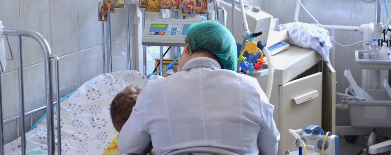 Охматдету вернули уникальное радиологическое оборудование для лечения рака у детей