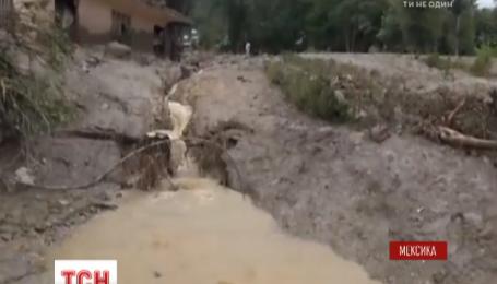 В Мексике из-за оползней погибли, по меньшей мере, 40 человек