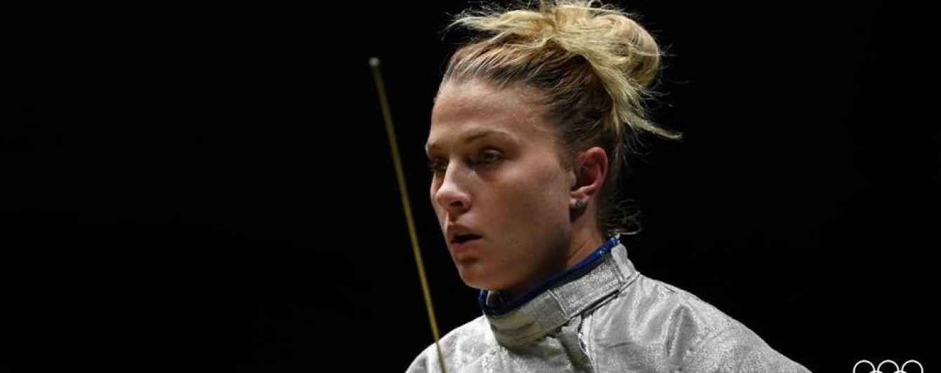 Ольга Харлан з розгромом вийшла у півфінал Олімпійських ігор-2016
