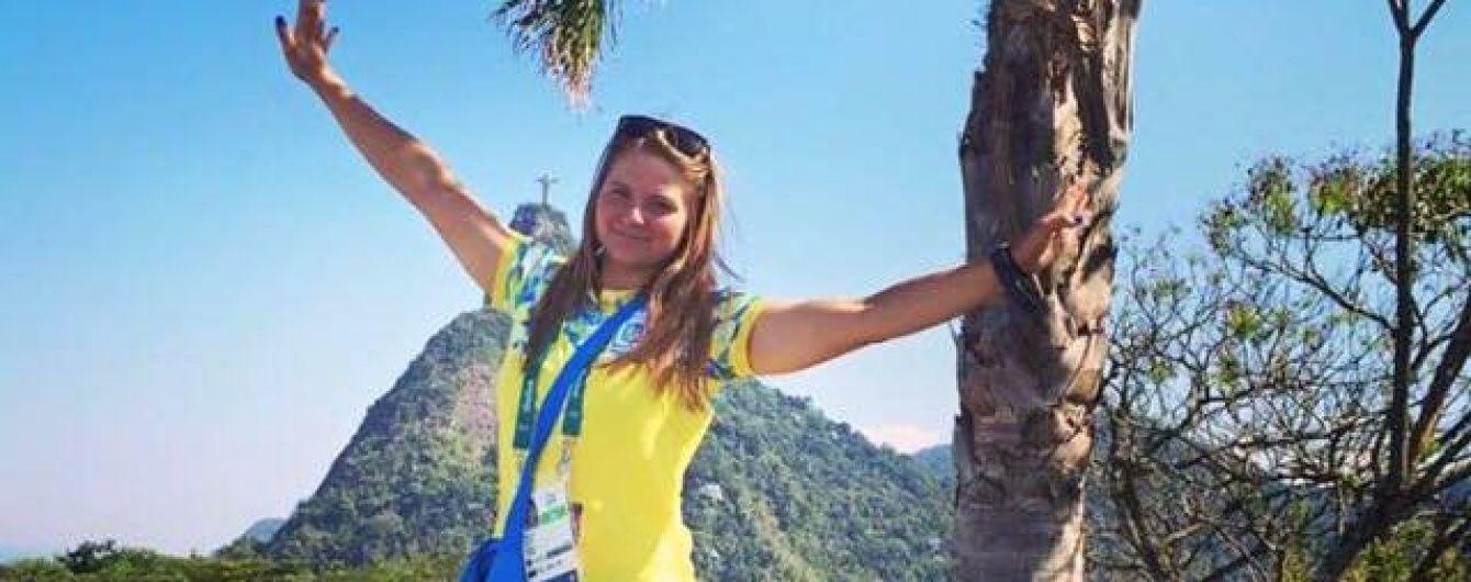 """Українка """"припливла"""" у півфінал змагань з веслувального слалому на Ріо-2016"""