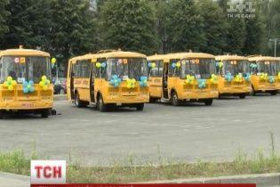 Україна закупила автобуси у російського холдингу, який виготовляє військову техніку