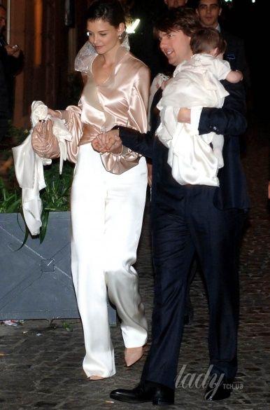 свадьба Круза и Холмс