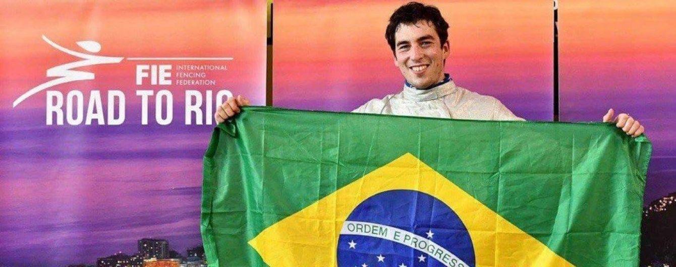 Шабліст Ягодка програв іранцю бій за 1/8 фіналу Олімпіади
