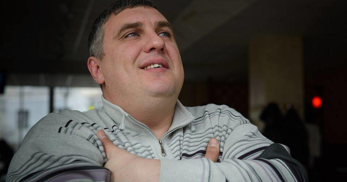 """Оккупанты в Крыму продлили арест подозреваемому в """"диверсии"""" украинцу"""