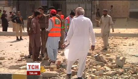 В пакистанском городе Кветта прогремел взрыв, есть раненые