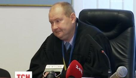 Скандальний суддя Чаус знехтував викликом антикорупційних прокурорів