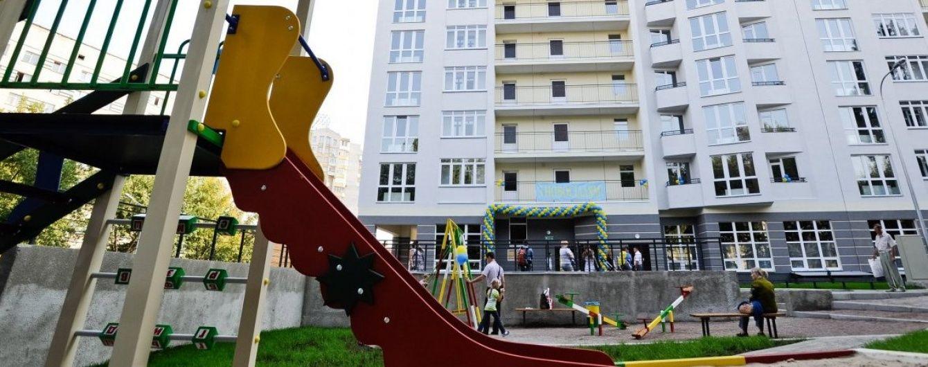 Держстат підрахував, де в Україні найбільше новобудов