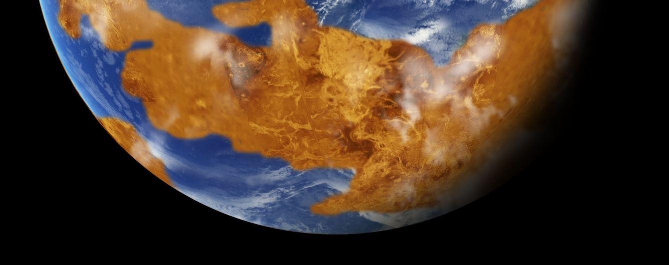 Колись Венера могла бути схожою на Землю — NASA
