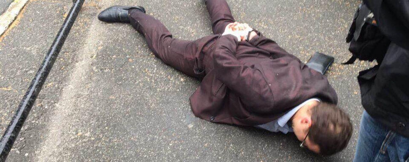 У Києві заґратували поліцейського-хабарника