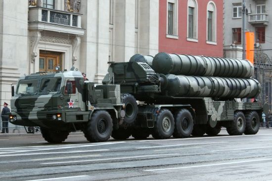 Окупаційні війська РФ провели в Криму навчання із зенітно-ракетними комплексами
