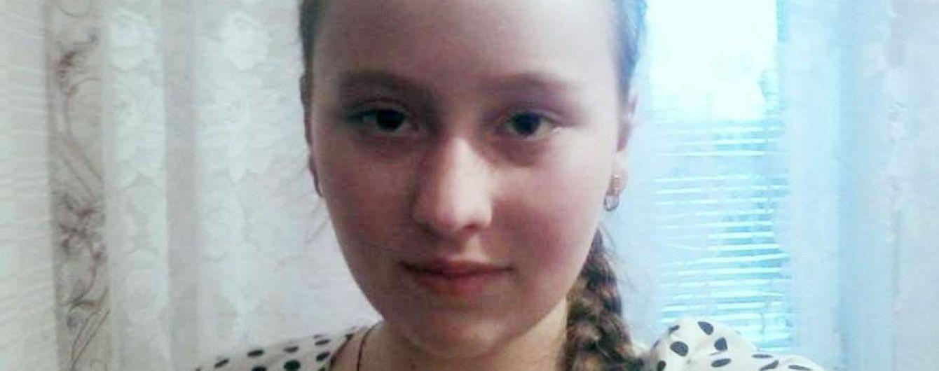 12-річна Оленка Загнітко потребує негайної трансплантації легень і серця