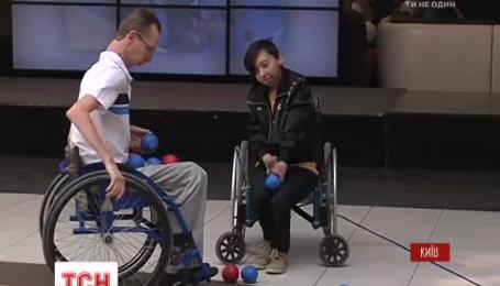 Україна готує власну параолімпійську команду з рідкісного виду спорту