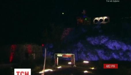 В австрийском городе Ройтте провели увлекательный турнир дронов