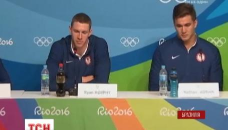 В Рио ограбили олимпийского чемпиона и спортсменов из США