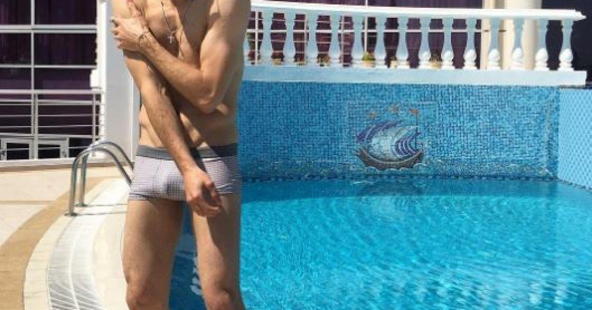 Білан дуже схуднув @ instagram.com/bilanofficial