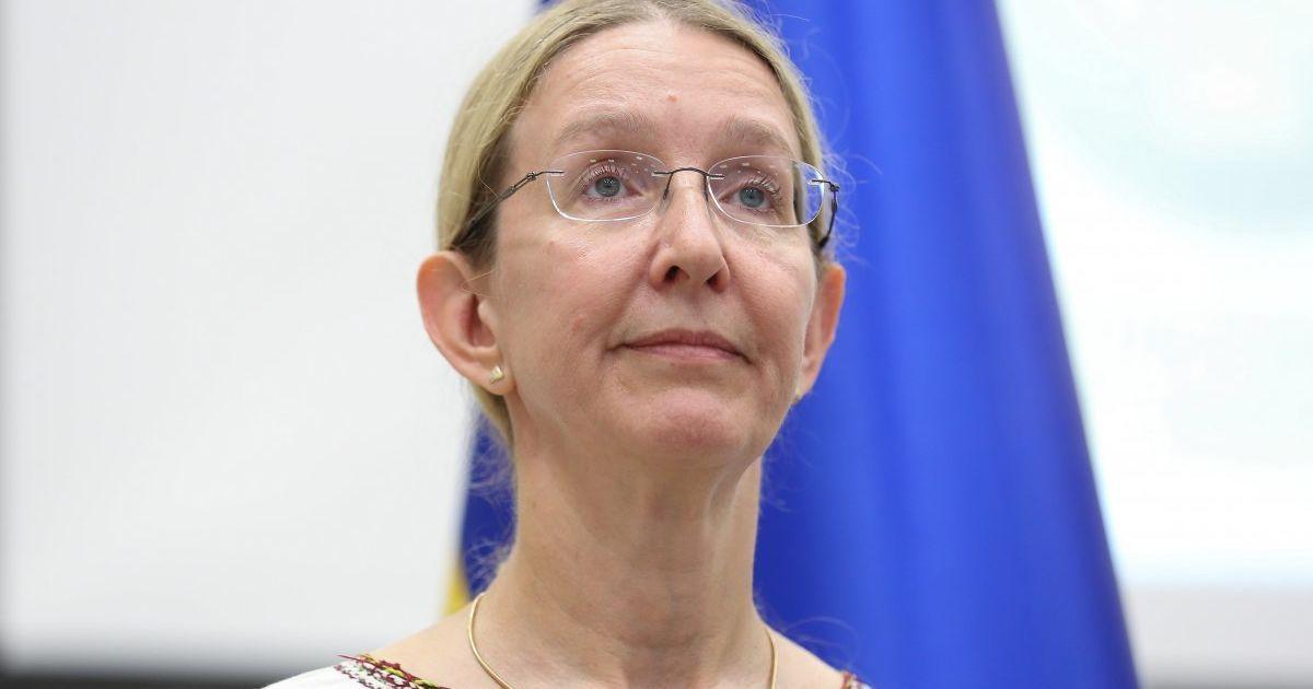 """Супрун сообщила, что комитет Рады дал """"зеленый свет"""" медреформе"""
