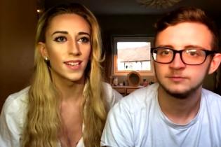 Женщина-трансгендер встретила мужчину своей мечты, который раньше был девушкой