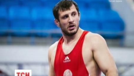 Борец греко-римского стиля Жан Беленюк победил белоруса и вышел в финал Олимпийских Игр