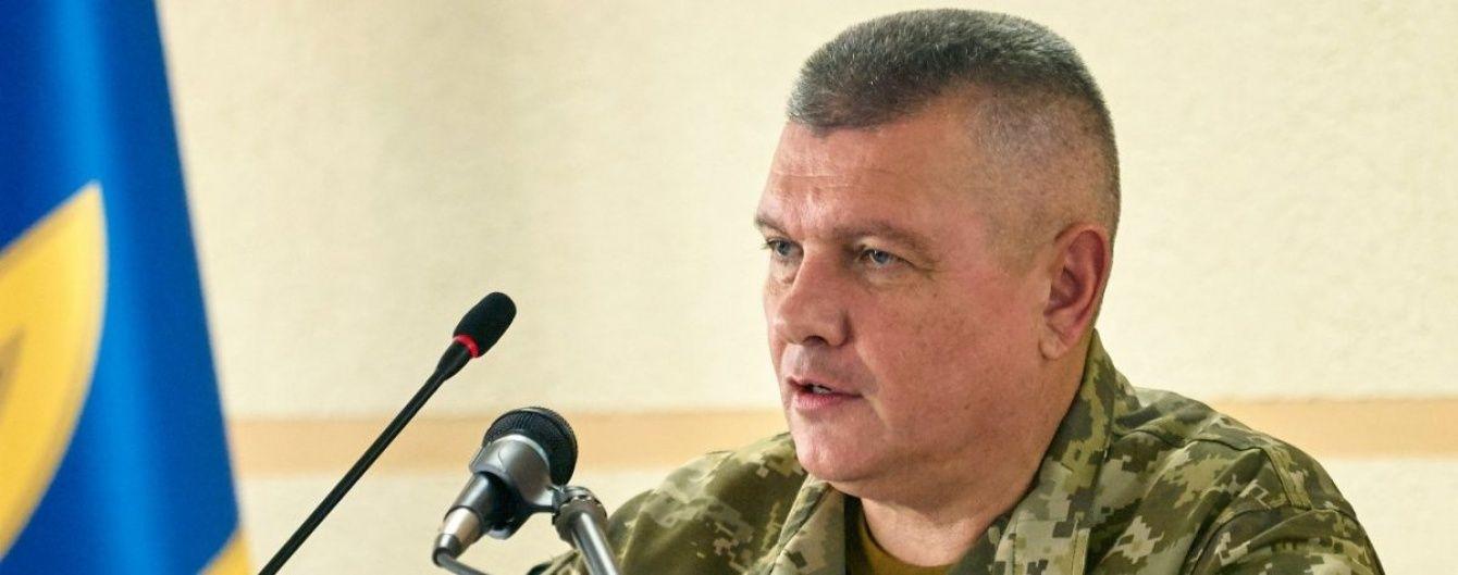 Назаренко пояснив, чому прикордонники не збивають російські безпілотники на межі з Кримом