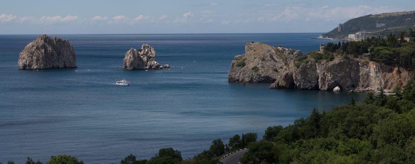 Російське МЗС заявило, що РФ анексувала Крим разом з прилеглим водним простором