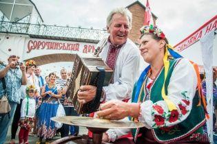 На Полтавщине стартует крупнейшая в Украине Сорочинская ярмарка