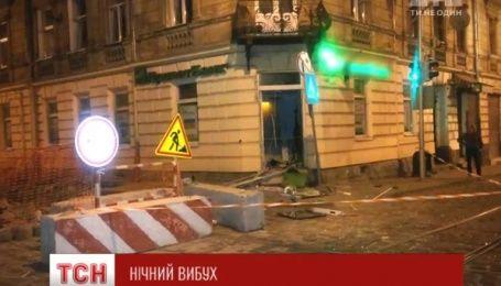 В спальном районе Львова произошел взрыв