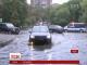 Сильні зливи затопили Москву: кількість опадів перевищила столітній рекорд