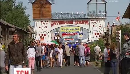 На Полтавщине сегодня откроют Сорочинскую ярмарку