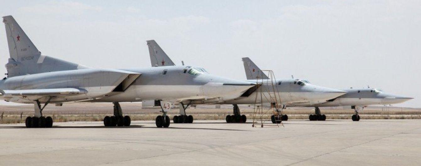 У Сирії російський бомбардувальник викотився зі смуги під час зльоту, екіпаж загинув