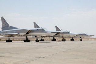 В Сирии российский бомбардировщик выкатился с полосы во время взлета, экипаж погиб