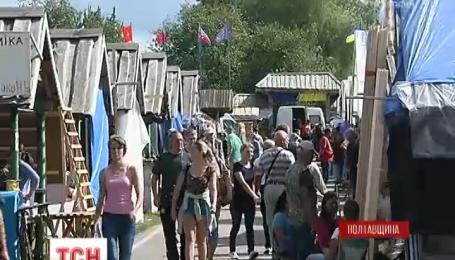 На Полтавщине открыли Сорочинскую ярмарку