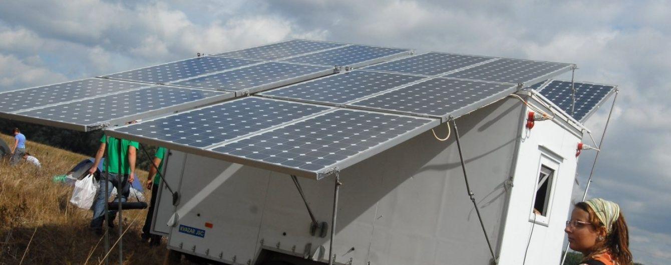 """В Україні знизили """"зелені"""" тарифи на електроенергію"""
