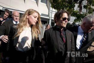 Конфлікт не вщухає: Джонні Депп подав до суду на екс-дружину