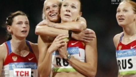 У російських спортсменок відібрали медаль через позитивну допінг-пробу