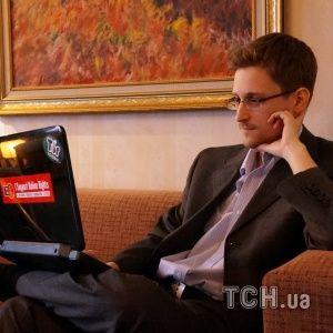 Сноуден попросил во Франции политическое убежище