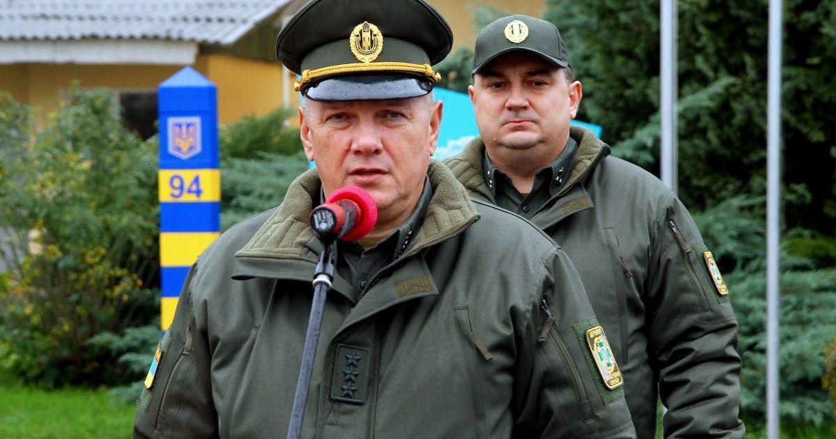 Экс-глава пограничной службы Украины объяснил, почему подал в отставку