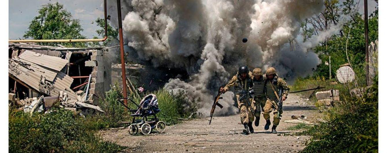Баталії навколо видовищного фото війни у Широкиному: радника міністра звинувачують у брехні