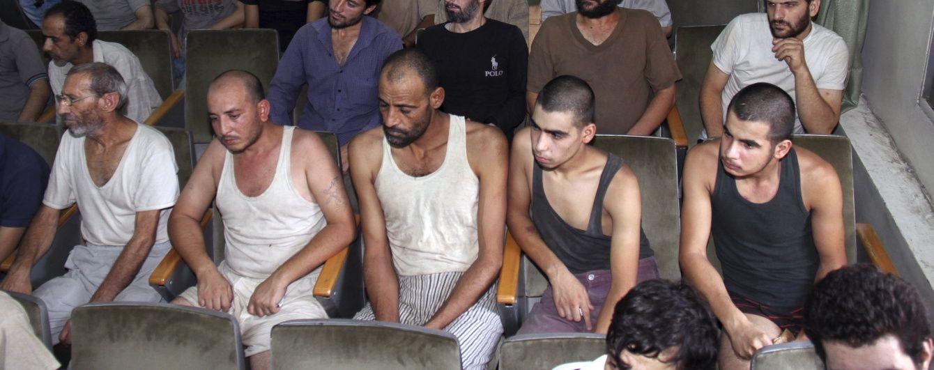 Жорстокі катування й нелюдські умови. У сирійських в'язницях загинуло майже 18 тисяч осіб