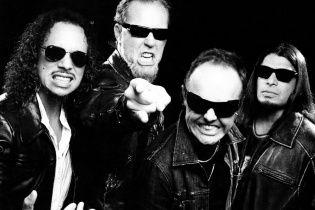 Легендарна Metallica представила драйвовий трек з нового альбому