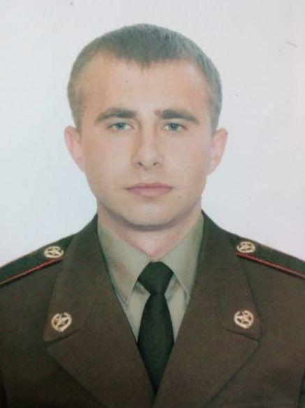 Артем Дударєв, російський військовий