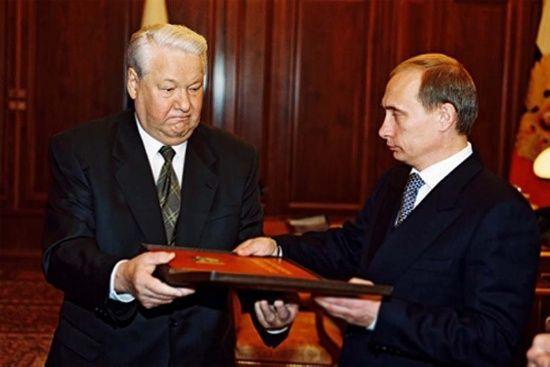 """""""Він демократ і знає Захід"""": як Єльцин обґрунтовував Клінтону вибір Путіна своїм наступником"""