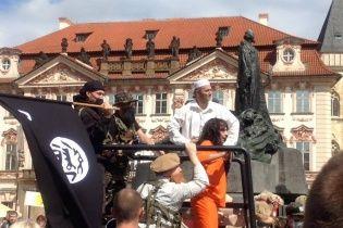 """У Празі інсценування вторгнення бойовиків """"ІД"""" викликало паніку серед місцевих жителів"""