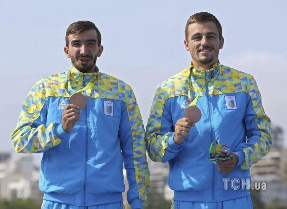 Дмитро Янчук та Тарас Міщук