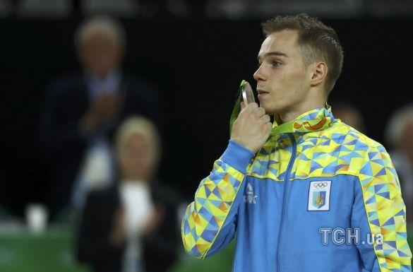 Олег Верняєв срібло
