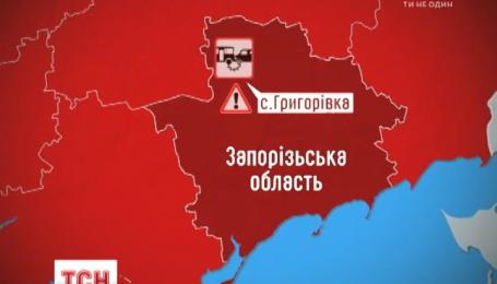 Из-за ночного ДТП в Запорожской области госпитализировали 9 детей с травмами различной тяжести
