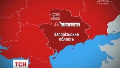 В Запорожской области произошло ДТП с участием микроавтобуса и автобуса с туристами