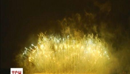 Олимпиада в Рио завершилась потрясающим фейерверком
